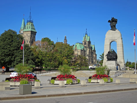 National War Monument, Ottawa Canada